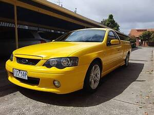 2005 XR6 Ute LOWEST K'S Murrumbeena Glen Eira Area Preview