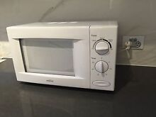Microwave - Mistral - Great Condition Manly Vale Manly Area Preview