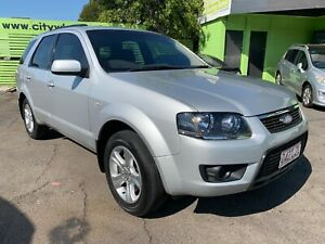 2009 Ford Territory 7 SEAT Wagon!!!! Coorparoo Brisbane South East Preview