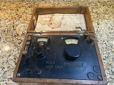 Vintage Leeds Northrup Test Equipment 1940s 1950s