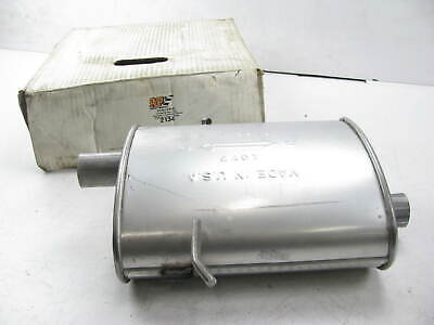 Ap Exhaust 2134 Muffler For 1995-01 Metro 1995-00 Firefly 1995-01 Swift