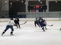 HOCKEY PLAYERS WANTED. SUMMER ICE