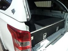 DUAL CAB UTE DRAWER SYSTEM Wingfield Port Adelaide Area Preview