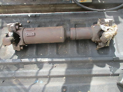 Massey Ferguson 1800 4x4 Diesel Tractor Telescopic Drive Shaft Free Shipping