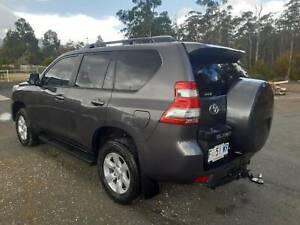 Toyota 2017 Landcruiser Prado