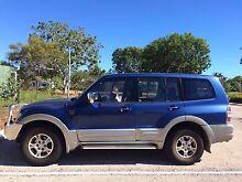 2000 Mitsubishi Pajero Wagon Cable Beach Broome City Preview