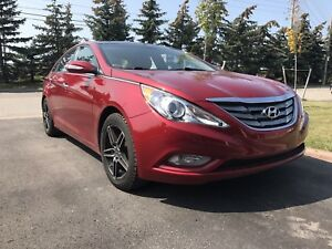 2013 Hyundai Sonata 50k only Certified E-tested