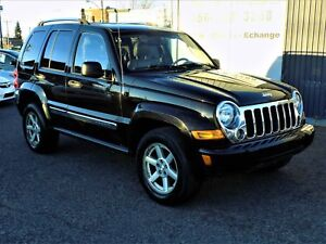 Jeep Liberty Limited 2006 ***CUIR,MAGS,4X4***