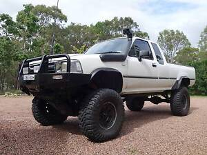 1994 Toyota Hilux X-Cab 5.0L V8 Auto Ute - full RTA compliance Tea Gardens Great Lakes Area Preview