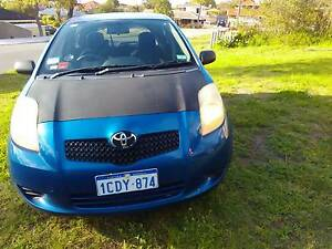 2006 Toyota Yaris Hatchback Kardinya Melville Area Preview