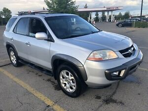 2001 Acura MDX fully loaded
