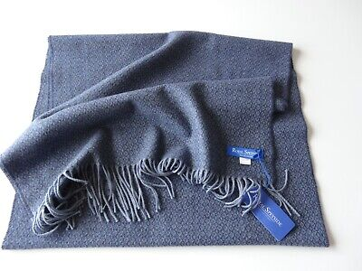 Johnstons of Elgin / Royal Speyside Cashmere Scarf. Made in Scotland