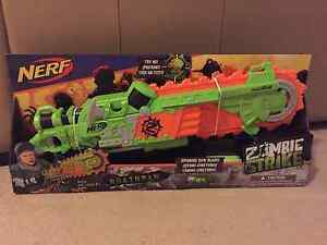 Brand new Nerf Zombie Strike Brainsaw spinning saw blade g West Pennant Hills The Hills District Preview