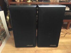 Polk Audio speakers - great sound!!!