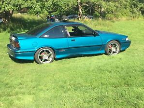 1992 Chevy Cavalier Z24. 5 speed 3.4 motor swap with low kms.