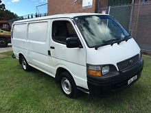 Toyota Hiace 2003 . 3 SEATER.Automatic . 6 months rego Lidcombe Auburn Area Preview