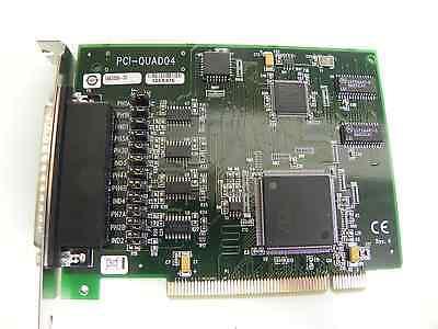 Measurment Computing - Pci Quad 04 - 4 Quadrature Encoder Input Board