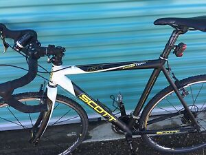Scott Team CX Cross Bike