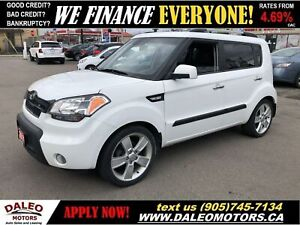 2011 Kia Soul 2.0L 4U BURNER | POWER MOONROOF | HEATED SEATS