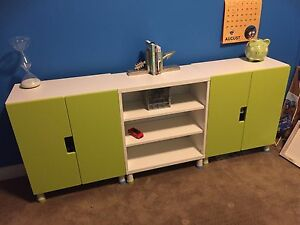 Stuva - IKEA dresser, bookshelf and cabinets