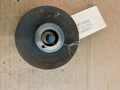 Yanmar 3tne66k Front Pulley And Bolt