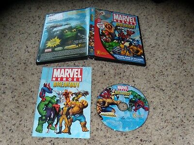 Средство для мытья Marvel Heroes Breakout