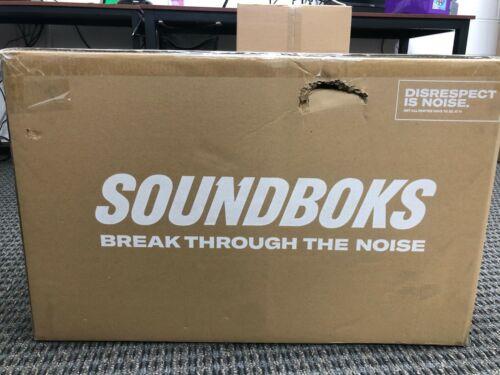 SOUNDBOKS 2 - The Loudest Wireless Bluetooth Speaker, Includes BATTERYBOKS –NEW!