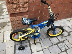 "14"" Kids bike with Training Wheels"