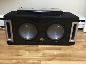 Subs and Amp!