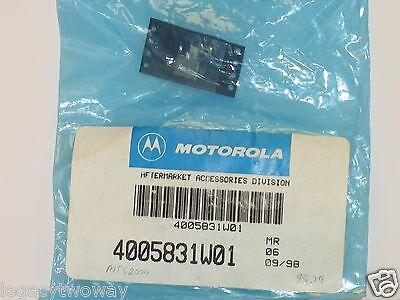Motorola Mts2000 Switch Long Rf 4005831w01