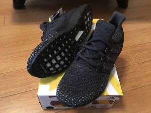 Adidas Ultra Boost clima triple black size10 $340