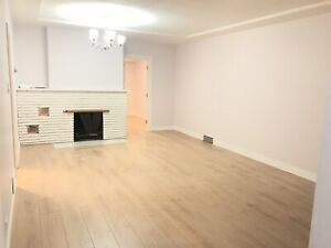Upper floor new Reno 3 bed, 1 garage near skytrain in VanEast