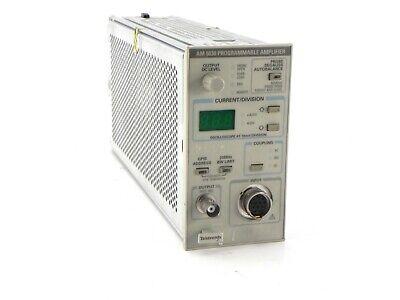 Tektronix Am5030 Amplifier Current Probe Acdc 50mhz