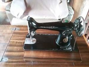 1939  model 201k Singer sewing machine Caravonica Cairns City Preview