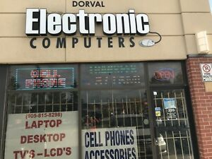 Computer store/cell phone
