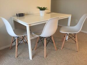 Brand New Modern Chairs (Set of 2)