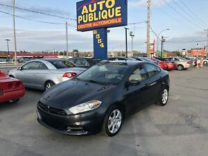 Dodge Dart 2013 SXT 1.4L turbo ** RARE **  automatique, groupe e