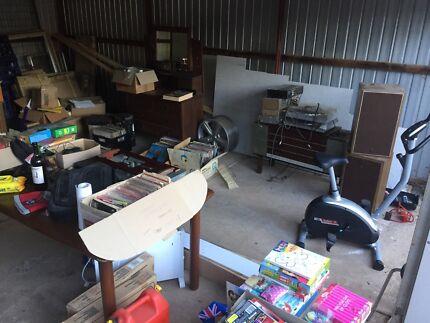 Garage sale Parkes October 28