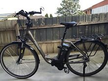 Kalkhoff agattu impulse 7 hs electric bikes. Freebies included. South Morang Whittlesea Area Preview
