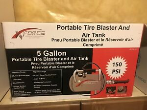 Tire bead blaster 5 gallon