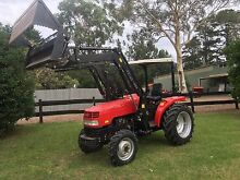 TS354 35 HP 4x4 tractor 4in1 bucket Kangaroo Valley Shoalhaven Area Preview