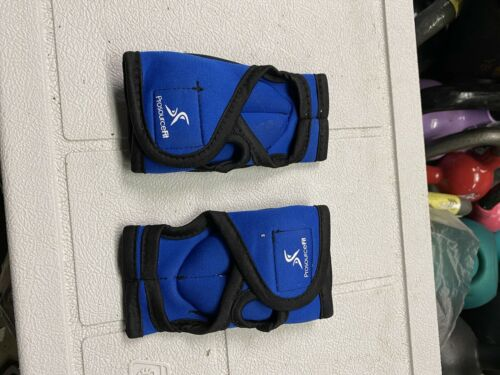 1 lb ankle wrist weights pair leg
