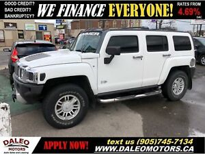 2008 Hummer H3 4x4 | GREAT PRICE!
