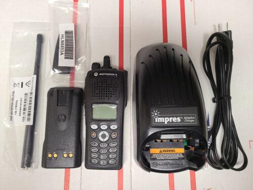Motorola XTS2500 BN Model III 136-174Mhz VHF FPP P25 Digital Astro Complete