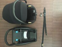Maxi Cosi Mico AP baby capsule, black Balmain Leichhardt Area Preview