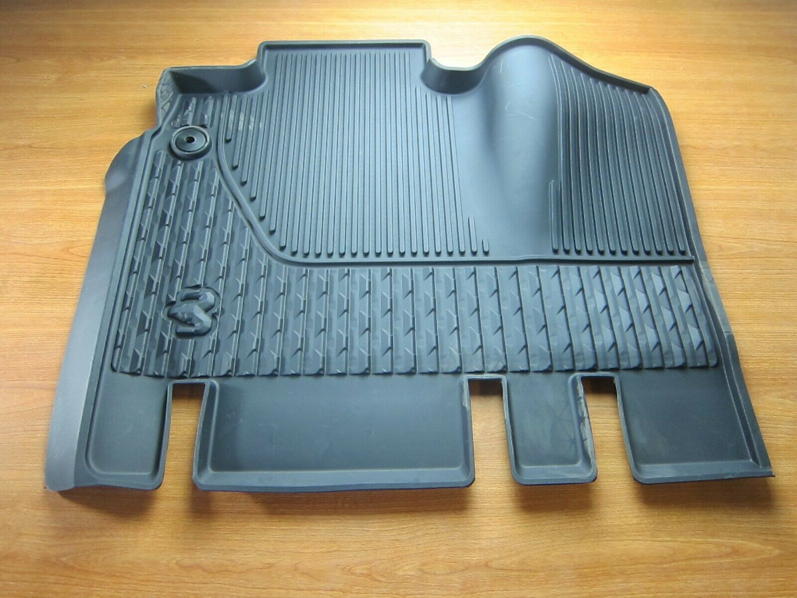 Ram All Weather Floor Mats For Mega Cab Bucket Seat Oem Ebay