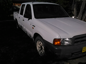 Ford courier ute Tenambit Maitland Area Preview