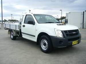 Details about  2009 Isuzu D-Max SX single cab chassis 4x2 3.0TD Castle Hill The Hills District Preview