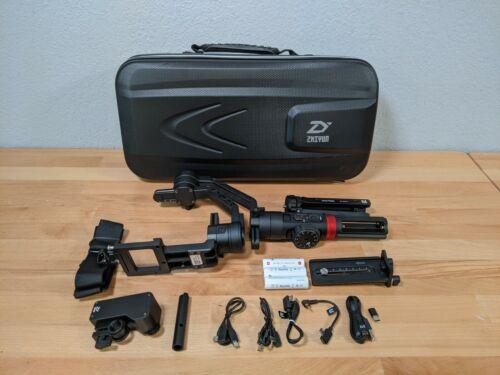 READ!! Zhiyun Crane 2 Professional 3-Axis DSLR Camera Gimbal Stabilizer