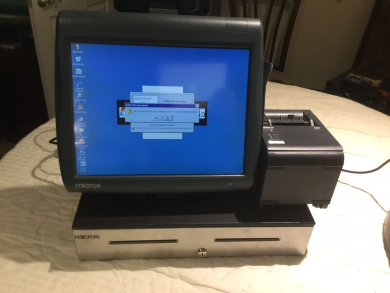 Micros Complete POS System